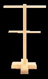 Drewno ekspozytor