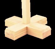 Drewno ekspozytory