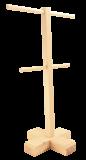 Drewno stojaki