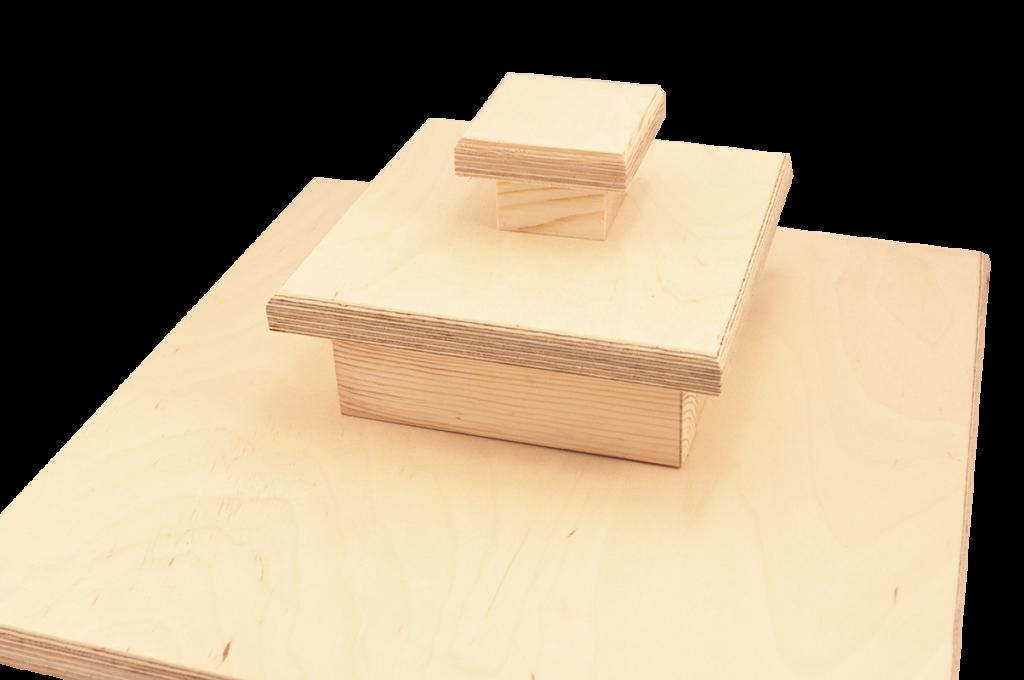 Standy drewniane